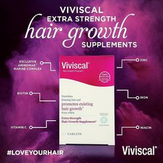 129 Best Viviscal Instagram Images On Pinterest Your Hair Hairdos