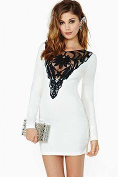 Vestidos brancos curtos para o Ano Novo 2014!