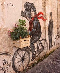 Ravenna Italy  Federico Fellini