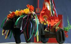 Mostras de arte integram a programação da Festa do Divino Espírito Santo