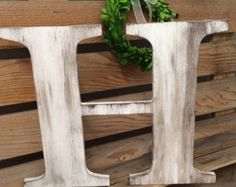 Fixer Upper style Extra Large Wooden Letters and Ampersands are perfect gallery wall decor or to use as alternate modern guest books for weddings, showers or graduation. A sharpie is the perfect marker for your guests to use for signatures or comments. Trending home design, Fixer Upper style or HGTV inspired large wooden letters and numbers.  Extra large letter A,B,C,D,E,F,G,H,I,J,K,L,M,N,O,P,Q,R,S,T,U,V,W,X,Y,Z!#( ).  All letters are made-to-order specifically for you. Every letter, number…