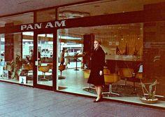 Käte Kluge, Pan Am Office, ca. 1965.