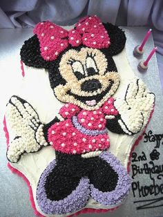 Minnie Mouse (Buttercream) photo minniemouse004.jpg