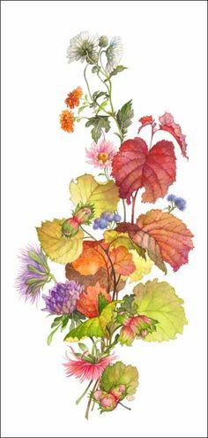 Fleur.    Время орехов