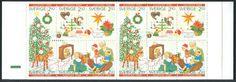 Sweden 1989 Stamp Booklet Christmas Post UM NH Mint   eBay