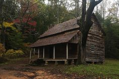 Cades Cove- Great Smoky Mountains National Park in Tennessee