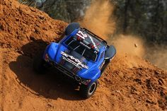 Slash VXL: 1/10 Scale 2WD Short Course Racing Truck with TQi Traxxas Link Enabled 2.4GHz Radio System | Traxxas
