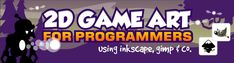Great tutorials tailored to programmers, to create some artwork for games. Based on opensource software (gimp, inkscape). Game Character, Character Design, Creating Games, Teen World, Vector Game, 2d Game Art, Game Resources, Cool Artwork, Game Design