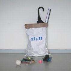 """Bolsa de almacenaje """"Stuff"""""""