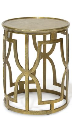 """side tables"" ""accent tables"" ""end tables"" By InStyle-Decor.com Hollywood, for…"