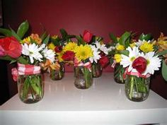 country western centerpieces