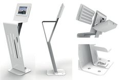 iHOLD iPad Kiosks for the Public Sector, education, interaction
