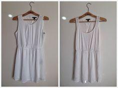 Fine hvide kjoler // Kjolekrise afværget på ny