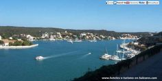 Mahón (MENORCA) http://www.hoteles-y-turismo-en-baleares.com/ #turismoBaleares #balearicTourism