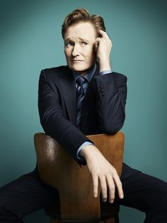 Le Book, Conan O Brien, Positive People, Tbs, My Crush, Color Theory, Crushes, Hero, Studio