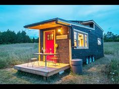 Amazing The Greenmoxie Tiny House on Wheels