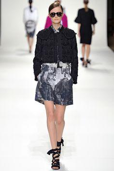 Dries Van Noten Spring 2012 Ready-to-Wear Fashion Show - Vasilisa Pavlova (WOMEN)