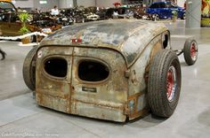 Rat Rod Nation - The friendly Rat Rod Site! Rat Rod talk, photos, builds, tech advice and much more! Rat Rod Trucks, Rat Rods, Rat Rod Cars, Cool Trucks, Classic Trucks, Classic Cars, Traditional Hot Rod, Panel Truck, Tallit