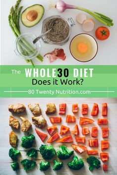 Whole30 Diet Review: Does it Work? The best and worst part of the Whole30 Diet by Christy Brissette, media registered dietitian nutritionist, 80 Twenty Nutrition