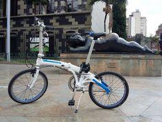 Dahon Curve i3, bicicleta plegable y sencilla
