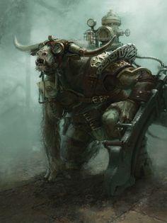 """scifi-fantasy-horror: """" by Stefan Kopinski """""""