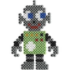 sandylandya@outlook.es  Robot hama perler beads