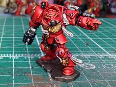 Space Hulk 2014  Brother Noctis  Painted by Rich Goss