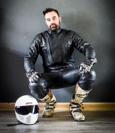 Men and Leather
