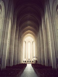 Grundtvig's Church (Danish: Grundtvigs Kirke) is located in the Bispebjerg district of Copenhagen, Denmark.
