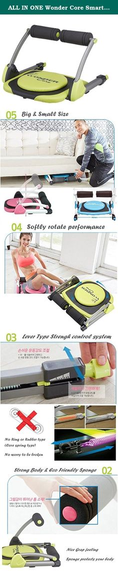 ALL IN ONE Wonder Core Smart Twist Indoor Sit-Ups Health Diet Exercise Equipment (GREEN). Wonder Core Smart T Workout Home Gym Exercise Body Twist Diet Equipment Epigastric, Duplicate Part, This Is Certainly Abdominal Exercises As Well As Waist and Hips. Long, long Time Use And Also Durable, it can Not Be Locked Easily Broken Using a Durable Long. Product details can be seen on YouTube. https://www.youtube.com/watch?v=1L-ail0ul-Q.