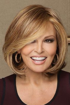 Upstage Wig by Raquel Welch Wigs - Monofilament