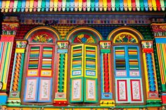 House of Tan Teng Niah - Singapore #color