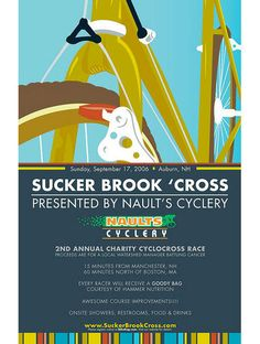 Cyclocross Posters