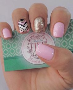 manicure Gluten Free Recipes gluten free options at taco bell Gorgeous Nails, Pretty Nails, Toe Nails, Pink Nails, Nail Decorations, Stylish Nails, Nail Stamping, Simple Nails, Manicure And Pedicure