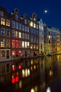 Globetrotter's Wanderlust: Amsterdam, North-Holland, the Netherlands