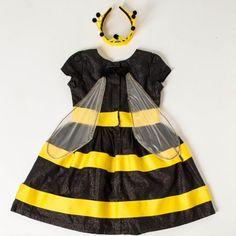 How To Queen Bee Costume