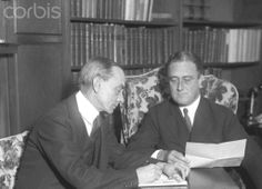 Franklin D. Roosevelt Dictating to His Secretary Louis Howe Franklin D. Roosevelt, former Assistant Secretary of the Navy, has been named to manage the pre-convention campaign for Governor Alfred E. Smith. This decision has been made known by Democratic leaders supporting the Smith candidacy. Mr. Roosevelt is shown at his home, dictating to his personal secretary, Louis Howe.  Date ,May 01, 1924♡✿♡✿♡✿.❀♡✿♡❁♡✾♡✽♡ http://www.fdrlibrary.marist.edu/education/resources/biographies.html