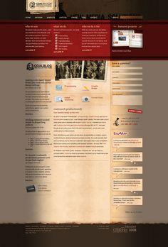 www.coalmarch.com - 2009