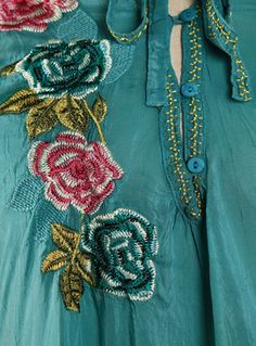 Roslin Blouse~Detail~