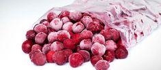 How to freeze cherries #cherries #howto