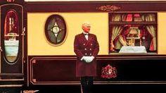 Orient Express-British Pullman