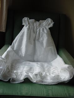 Christening dress for great nieces