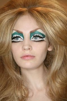 Pat McGrath for Christian Dior - A Sixties Take