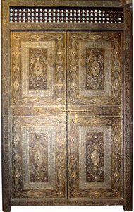 Suleyman Moroccan Door - Best Home Decor List
