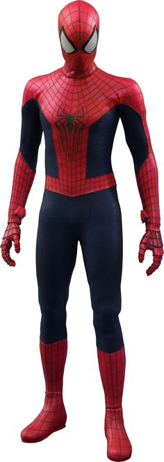 Pre-Order Hot Toys Marvel Amazing Spider-Man 2 1:6 Scale Figure