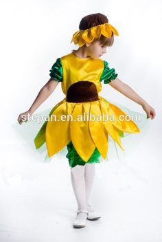 sunflower costume for kids - Yahoo Image Search Results