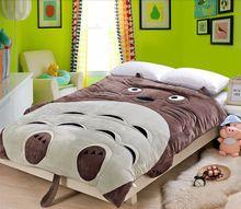 XMiniLife Totoro ALi Duck Cotton Kids Twin/Full Cartoon