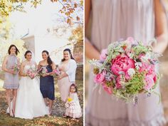 love this bouquet on the right