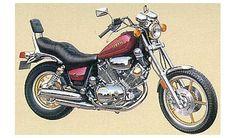 Tamiya - 14044 - Maquette de motos / model motorcycles - Yamaha Virago XV1000 - 1/12