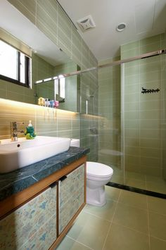 Kids Bathroom  #Design #homedecor #bathroom #architecture